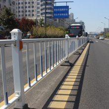 郑州马路中间隔离护栏厂家 久卓供应 防腐耐用 马路中央隔离栏杆