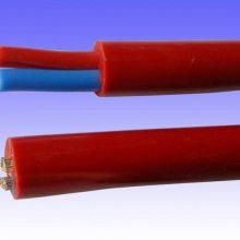 低压电线电缆YGGP1B硅橡胶扁电缆