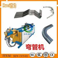 弯管机机械厂 不锈钢自动弯管机 小型三维数控液压弯管机定做