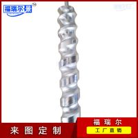 尼龙分瓶螺杆 螺旋推瓶器 MC含油尼龙瓶左旋右旋进瓶螺杆 可定制