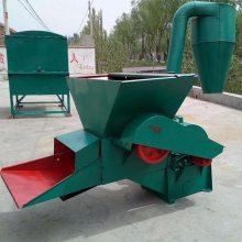 牛羊饲料粉碎机 大型自动进料粉碎机价格 小麦秸秆玉米秸秆粉草机