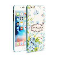 iphone6手机壳6s手机套6plus手机壳苹果6保护套蓝凤仙批发定制