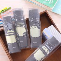 热卖韩版可爱龙猫卷卷PU学生笔袋 PVC精装文具袋 9.9百货