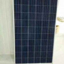 厂家直销150W单晶硅太阳能电池板 300W光伏发电板 风光互补发电系统设备 规格尺寸均可定做
