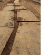静安区大宁路出租中厚钢板钢板桩|静安大宁路拉森桩路基箱Q235船板出租价格