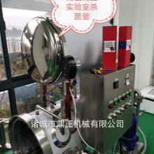 DZJX全自动高温反压双层不锈钢实验室杀菌锅 厂家