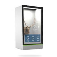 温玛科技wm-t01 21.5寸透明液晶显示屏***品陈列透明液晶显示柜