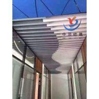 厂家现货销售 铝管方通 店面吊顶 隔断装修广告铭牌