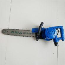 JQL-10/8000矿用气动链条锯JQL-10/6000气动链条锯耐用