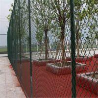 足球场防护网 网球场勾花网 勾花网定做