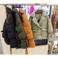 河南哪里有厂家便宜羽绒服秋冬棉袄杂款摆地摊女装外套批发