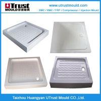 整体卫生间smc墙板模具、BMC卫浴墙壁壁板树脂板材装饰板大理石纹木纹板模具