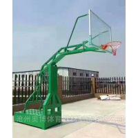 汉中比赛篮球架规格型号HX