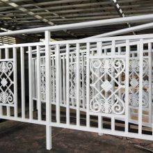 南宁阳台护栏厂 广西锌钢阳台护栏 建筑阳台栏杆定制