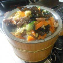 木桶饭的做法木桶饭技术培训