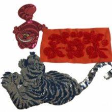 立体绣厂家-顺和刺绣-佛山立体绣