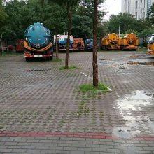 北京市下水道联合疏通 市政污水管道清洗 抽污水