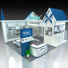 上海展台装修设计 免费提供展台设计方案
