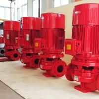 消防喷淋泵设备 上海北洋泵业直供 消防泵房全套设备 消火栓水泵 消防增压稳压泵