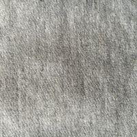厂家直销TC麻灰斜纹布 纬编柔软优质针织面料 休闲服T恤布料批发
