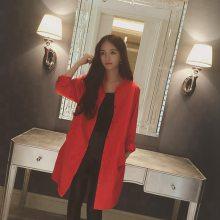 羽纱国际 北京红风衣 小区隐藏的商机 广州女装货源复古府绸中老年女装
