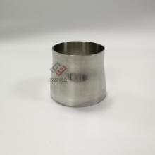 湛江316L卫生级异径管 不锈钢光面大小头 不锈钢异径管63变45