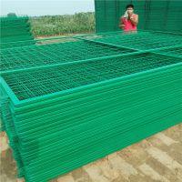 道路两边围栏网 池塘防护网 防护网加工定做