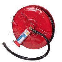 3c认证消防软管卷盘20米/25米 自救卷盘软管铜枪头消防器材批发