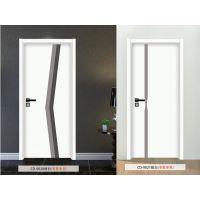 供应优质新款环保室内生态门烤漆门