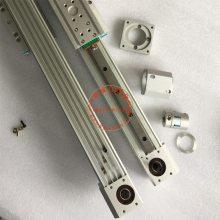 鼎诚直线模组同步带高速度大负载导轨线性模组电动滑台厂家直销