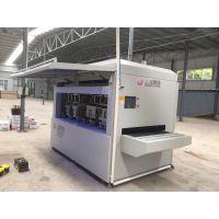 厂家直销上海展扬木工机械全自动砂光机木工抛光机 6S