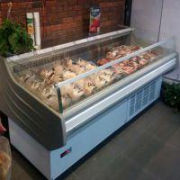 生鲜冷柜|生鲜超市冷柜供应|冷鲜肉柜保鲜设备