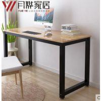 2018写字台简易简约家用台式卧室书桌办公桌电脑新品双人新款