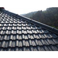 辽宁PVC瓦 大连合成树脂瓦 仿古琉璃塑料瓦 厂家直接批发