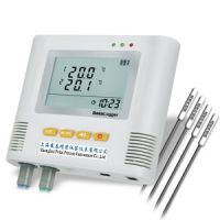 上海发泰高精度L93-4+温度记录仪,4通道温度记录