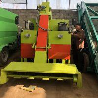 实力生产商家曲阜清粪车 刮板不伤地面的刮粪车 中泰机械