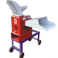 青贮饲料铡草机 小型杂草揉丝机 自动进料青草揉搓机