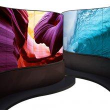 仙视(Goodview) 55英寸OLED拼缝液晶拼接屏 曲面柔性显示器厂家