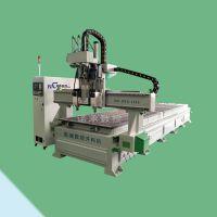 诺承NC-1325单头木工雕刻机价格 实木门家具开料机 多工序下料机