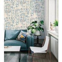 欧雅壁纸现代风格水墨印刷同步套压印技术装饰自由之感