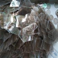 供应茶色云母片(图) 白色透明云母片 云母大片
