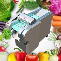 亚博国际真实吗机械 大学食堂餐厅配套公司用多功能切菜机 多功能切菜机 切酸菜切白萝卜切片机