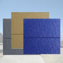 金属雕花板PU发泡外墙保温 吊顶装饰材料新型环保建材