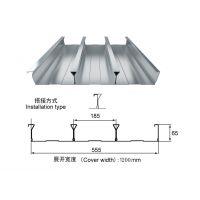 上海瑞金医院楼面选择新之杰YXB66-185-555闭口型压型钢板