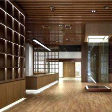 陕西西安餐厅店铺装修施工,商铺店面装修设计施工,东朗装修公司