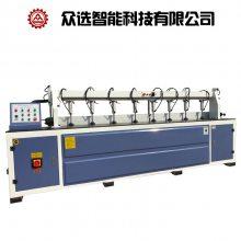 众选生产行业专用铣边开槽设备MXZ5125修边机