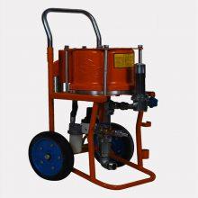 厂家直销重庆长江牌气动式无气喷涂机钢结构防腐厚型材料GPQ6C重防腐喷涂机