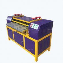 河北鑫鹏散热器拆解机发动机散热器拆解分离设备促销价格