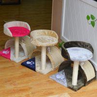 品实木板用子猫爬爬架架架猫爪猫窝玩具猫树猫猫玩具猫咪