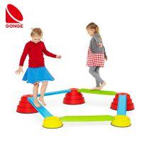 丹麦GONGE感统建构岛幼儿园早教儿童训练器材玩具教具前庭平衡台